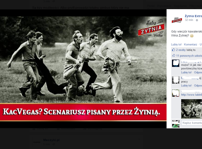 screen z profilu Extra Żytnia