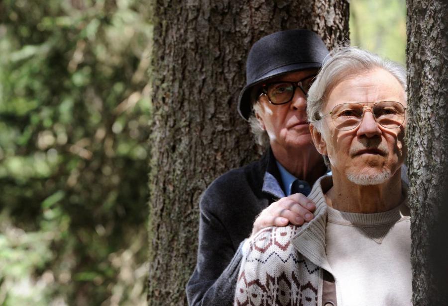 Michael Caine i Harvey Keitel wspominają \