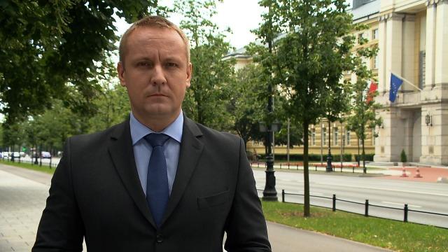 Jakub Sobieniowski (Fot. Archiwum Faktów TVN)