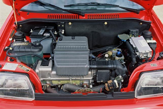 Fiat cinquecento sporting 1.1i (1994-1998)