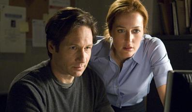 Mulder i Scully pogonią UFO po raz trzeci