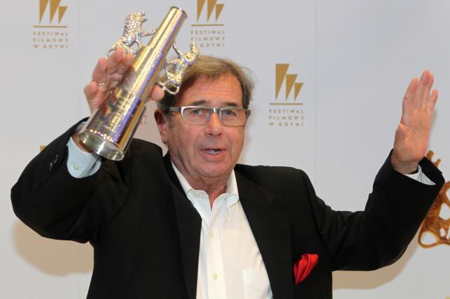 Janusz Gajos uhonorowany na 40. Festiwalu Filmowego w Gdyni