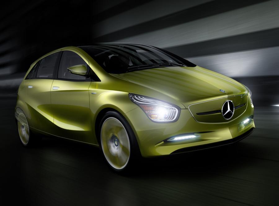 Poznaj trzy sztuczki Mercedesa