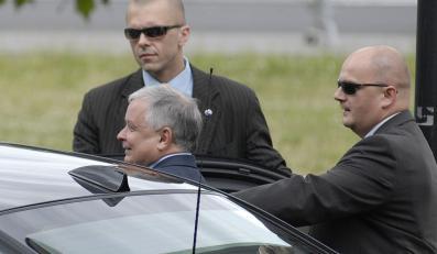 Szef ochrony prezydenta został zawieszony