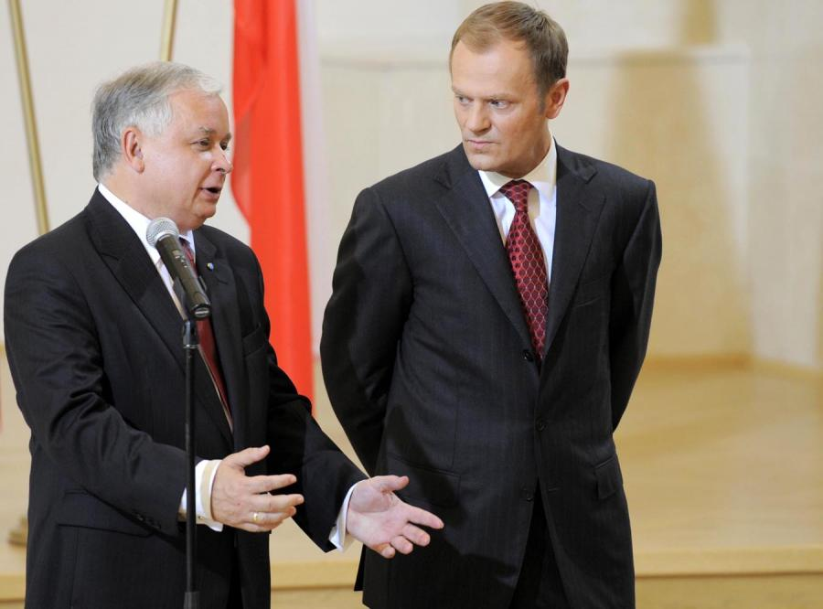Tusk: Prezydent ma słuchać BOR!