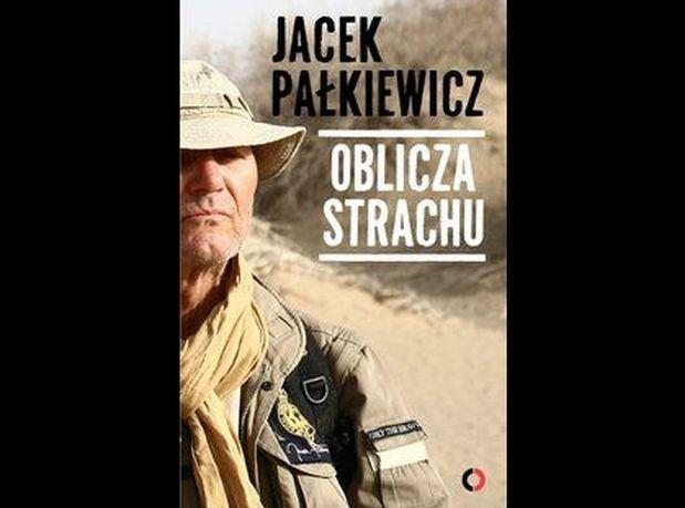okładka książki Jacka Pałkiewicza \