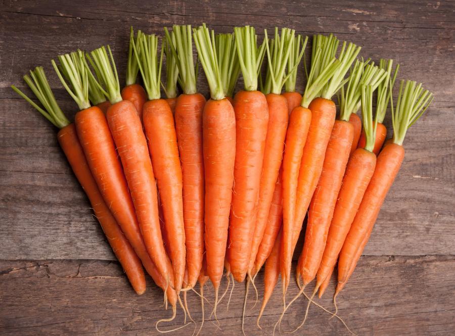Warzywa do lodówki