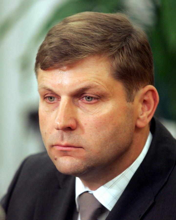 Poseł PSL Krzysztof Borkowski