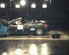 Peugeot 308 CC - ochrona dzieci: 3 gwiazdki. Ochrona pieszych przy zderzeniu: 2 gwiazdki