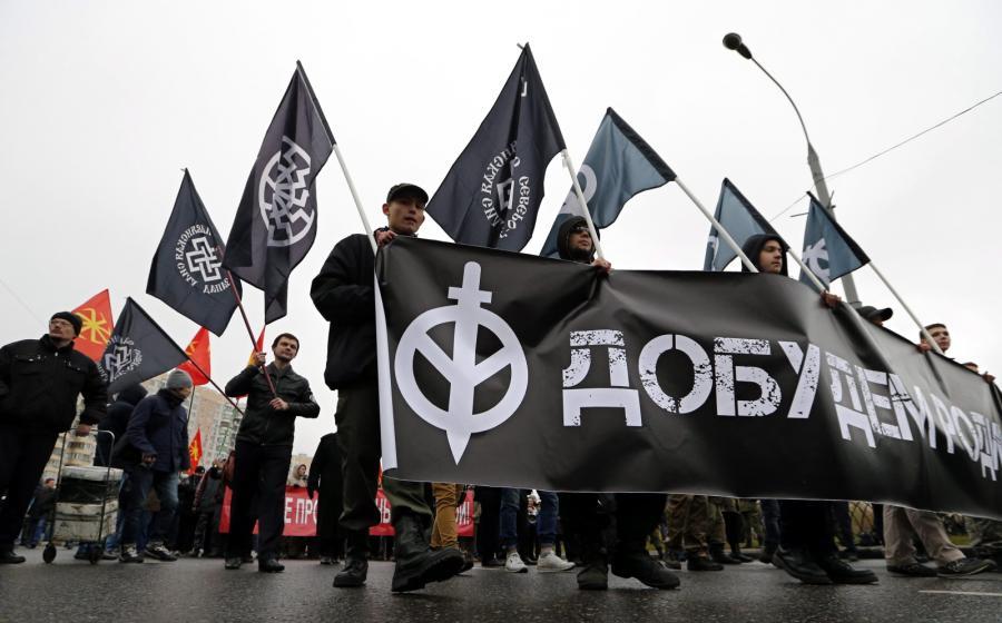 Marsz z okazji Dnia Jedności Narodowej