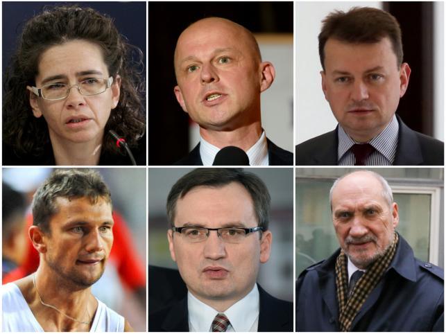 Rząd PiS przedstawił ministrów