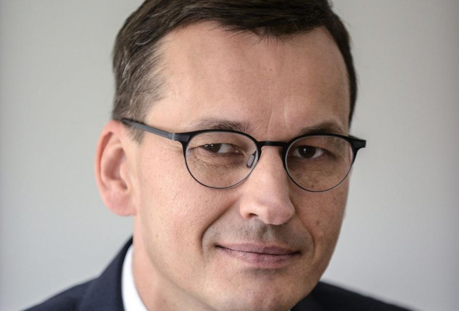 MATEUSZ MORAWIECKI, wicepremier, minister rozwoju