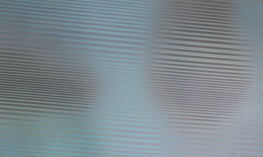 Interferencje XVII, akryl na płótnie, 150x90 cm