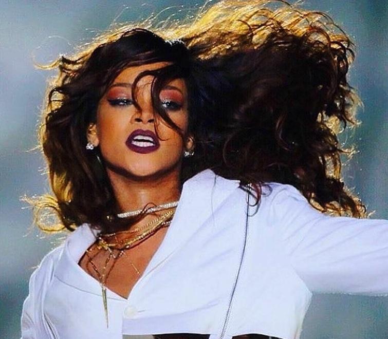 Pod choinkę: Rihanna na Narodowym