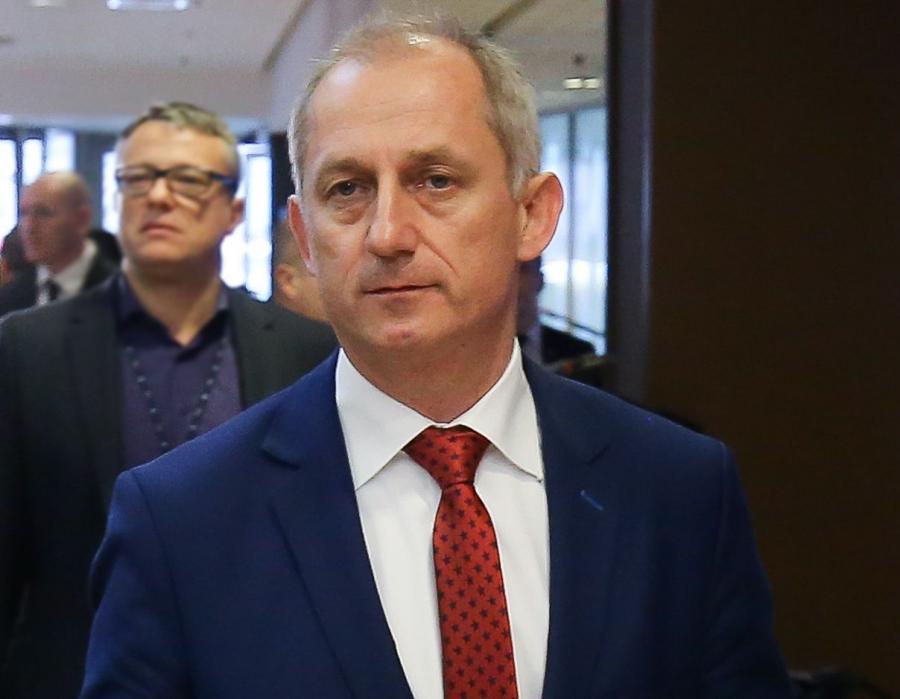 Szef klubu PO Sławomir Neumann