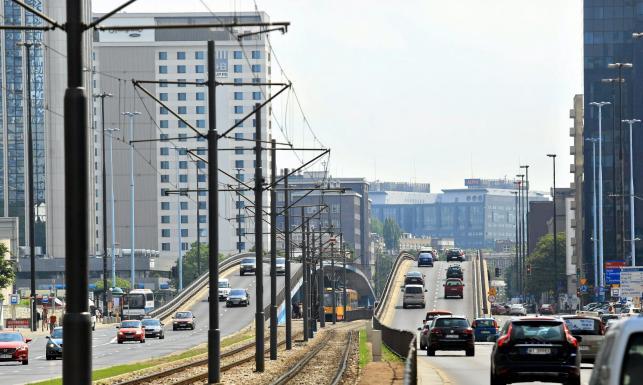 Zaczną budować, a centrum Warszawy stanie w korku. Te inwestycje sparaliżują stolicę