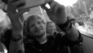 "Ed Sheeran na planie ""Bridget Jones's Baby"""