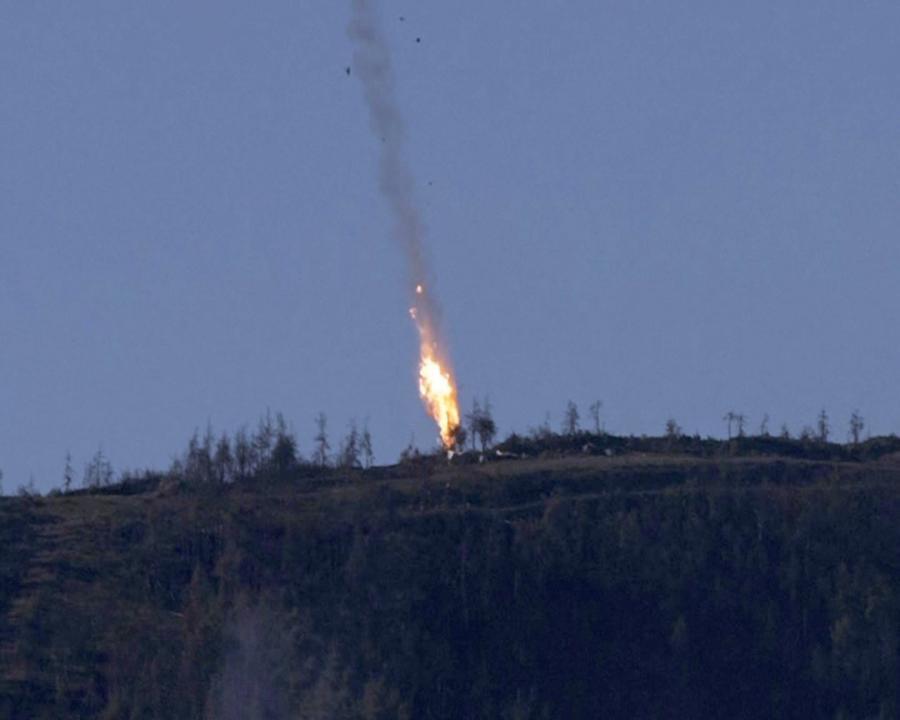Zestrzelenie Su-24
