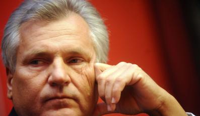 Kwaśniewski chce zostać szefem NATO