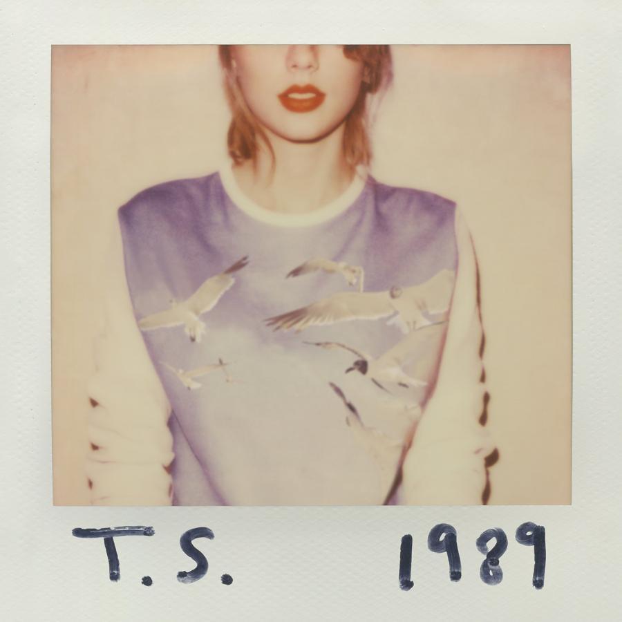 "2. ""1989"" Taylor Swift –5.274.000"