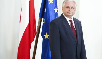 Kaczyński: Nie ja głównie prowadzę politykę zagraniczną