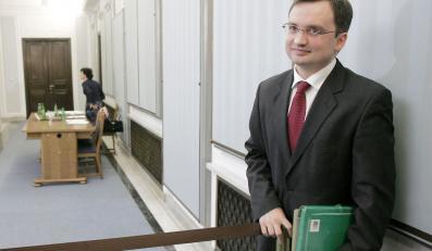 Sąd wlepił Ziobrze grzywnę