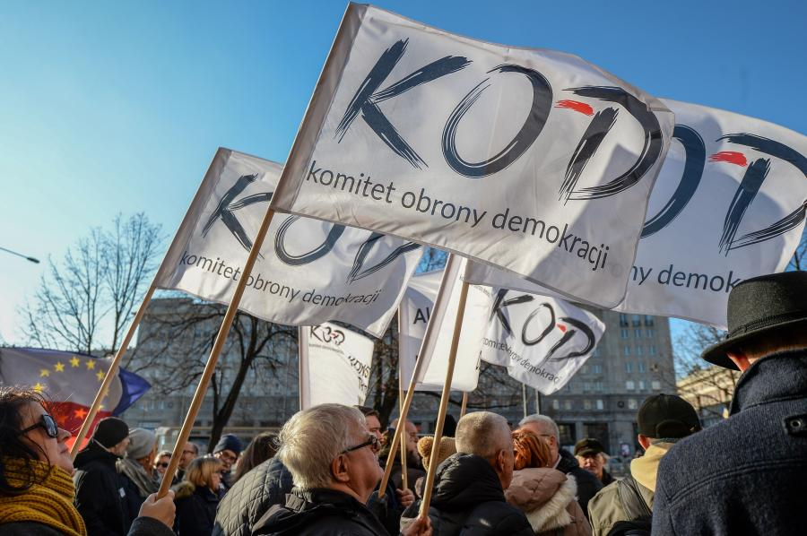 Protest KOD