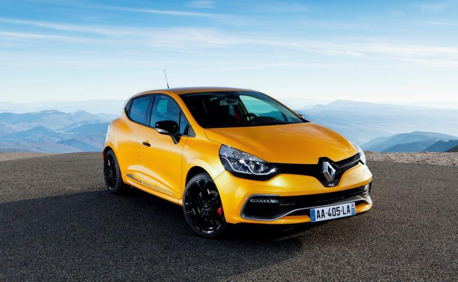 Renault clio - 5. miejsce