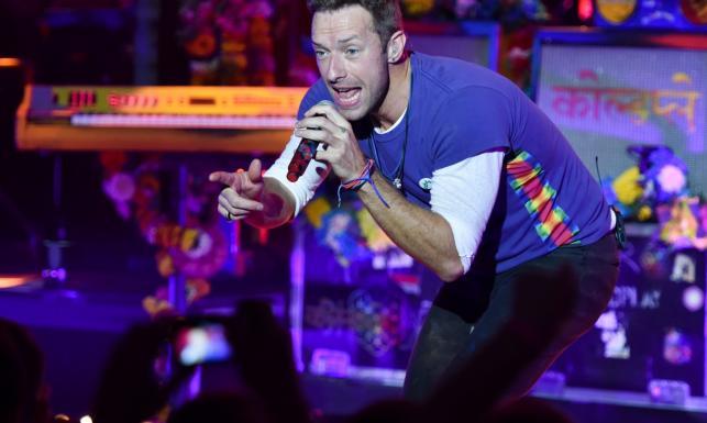 Coldplay w Polsce: 26 tysięcy fanów nie może się mylić [ZDJĘCIA]