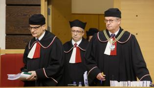 Sędziowie Trybunału Konstytucyjnego