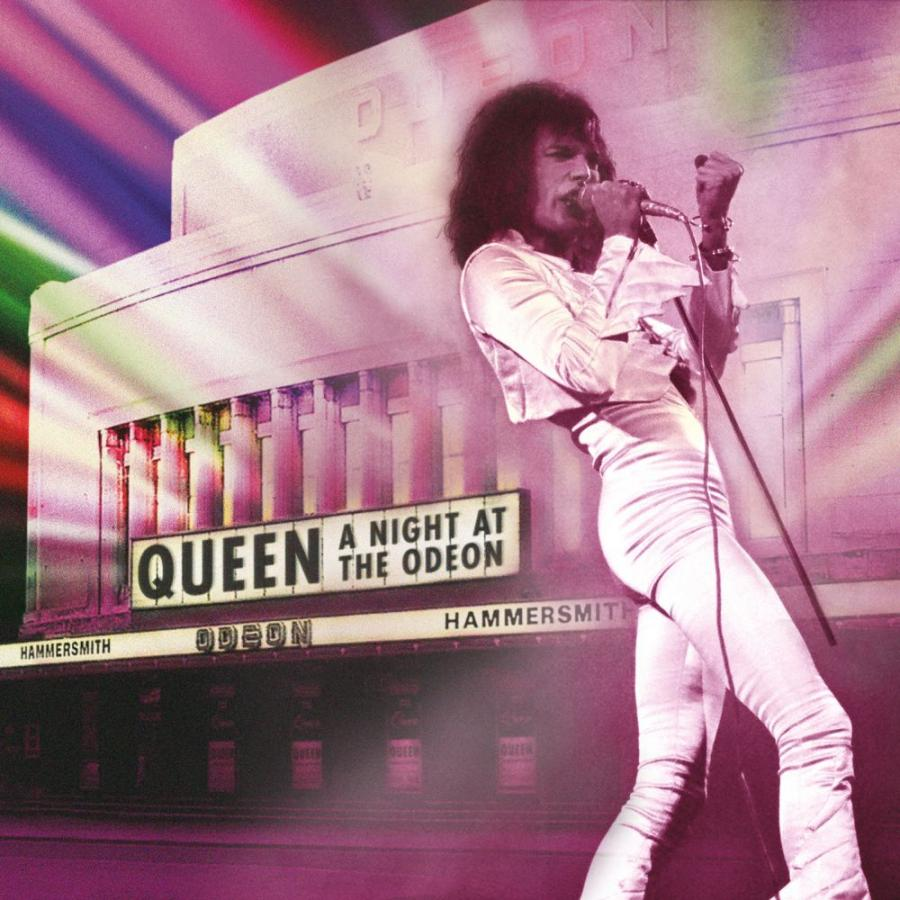 "Pod choinkę: Queen ""A Night at the Odeon – Hammersmith 1975"""