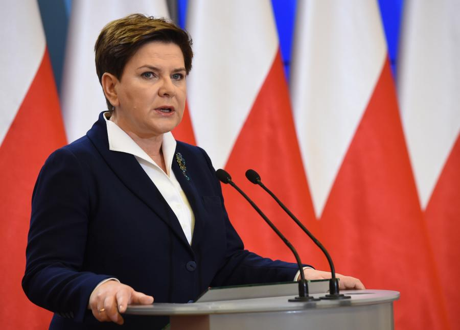 15 female leaders of the world Beata Szydło