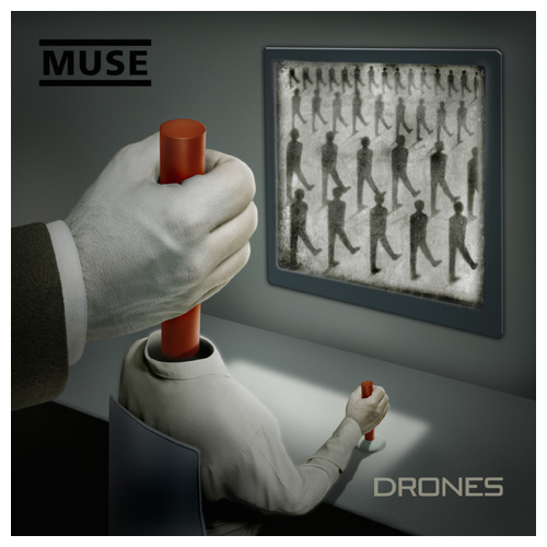 "7. Muse – ""Drones"""