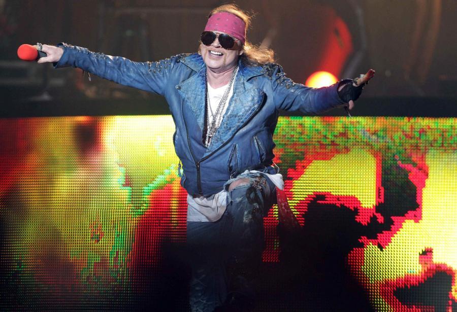 Guns N\'Roses powrócą prawie oryginalni