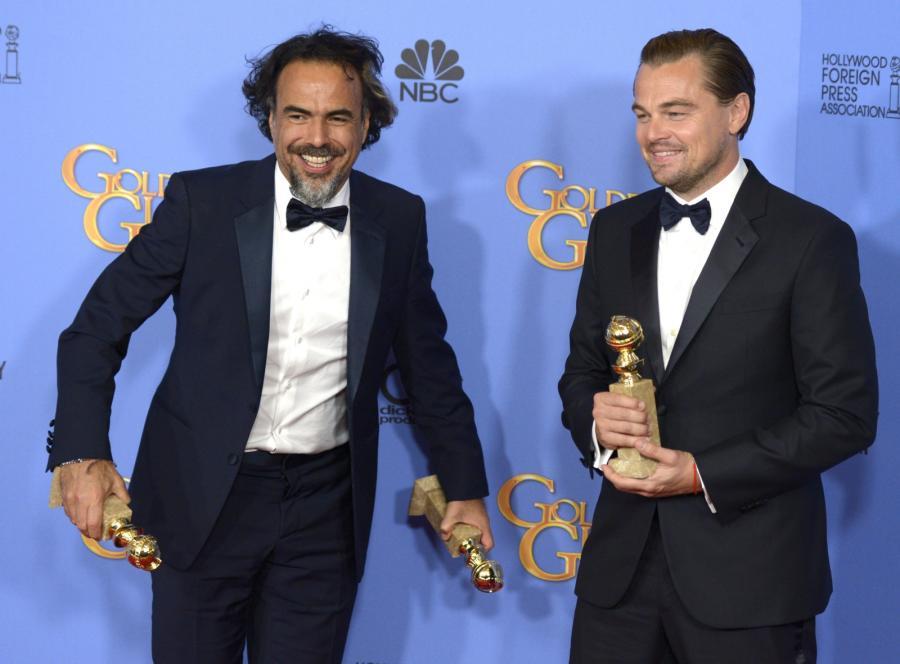 Laureaci Złotych Globów 2016