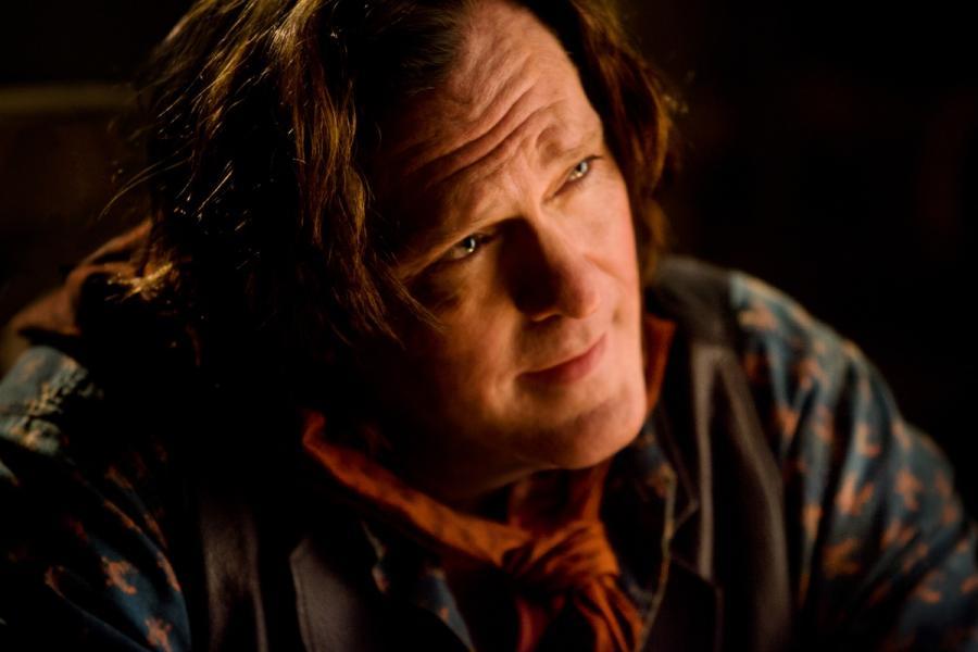"Michael Madsen w filmie ""Nienawistna ósemka"""