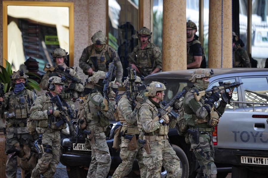 Atakt terrorystów  w Burkina Faso