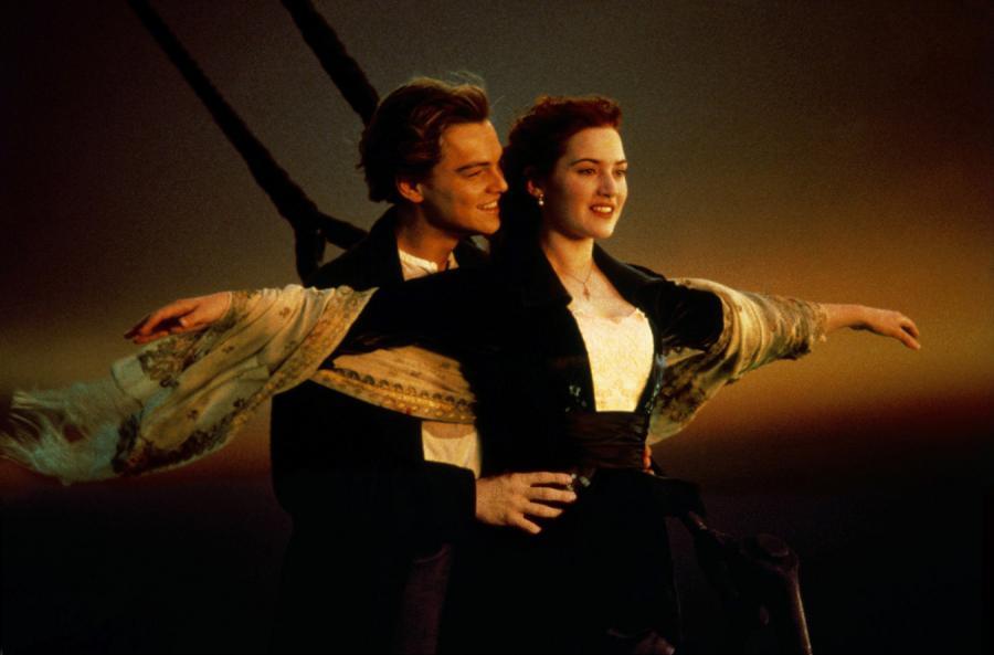 """1. """"Titanic"""" –20% głosów"""