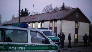 Akcja niemieckiej policji przeciwko nielegalnym imigrantom