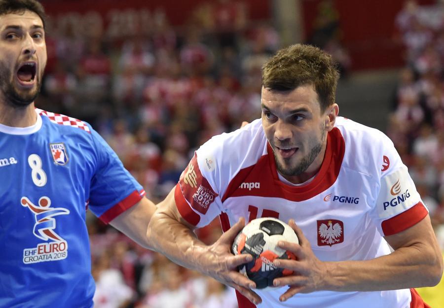 Chorwaci wybili Polakom medale z głowy