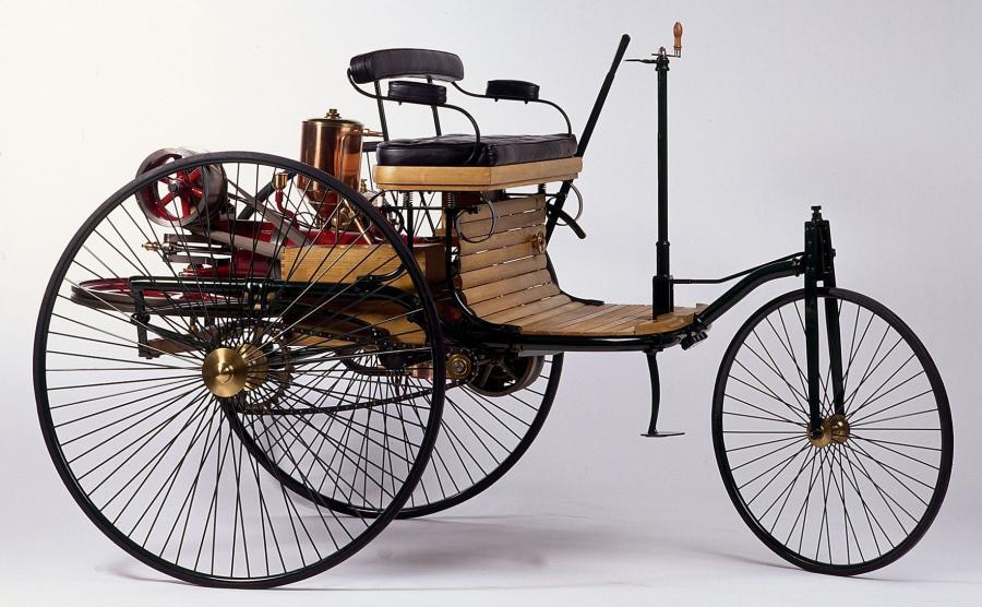 Pierwszy samochód ma 130 lat