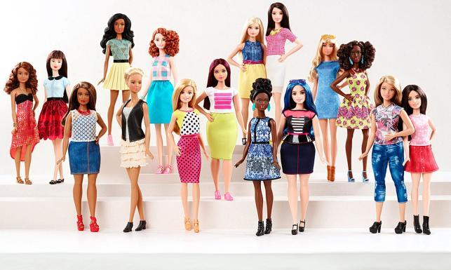Co się stało Barbie? Przytyła? Ken będzie w szoku! [ZDJĘCIA]