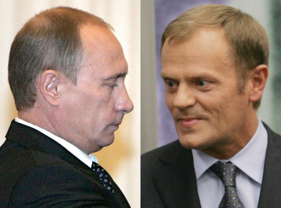 Tusk i Putin nie wymienią się przemówieniami