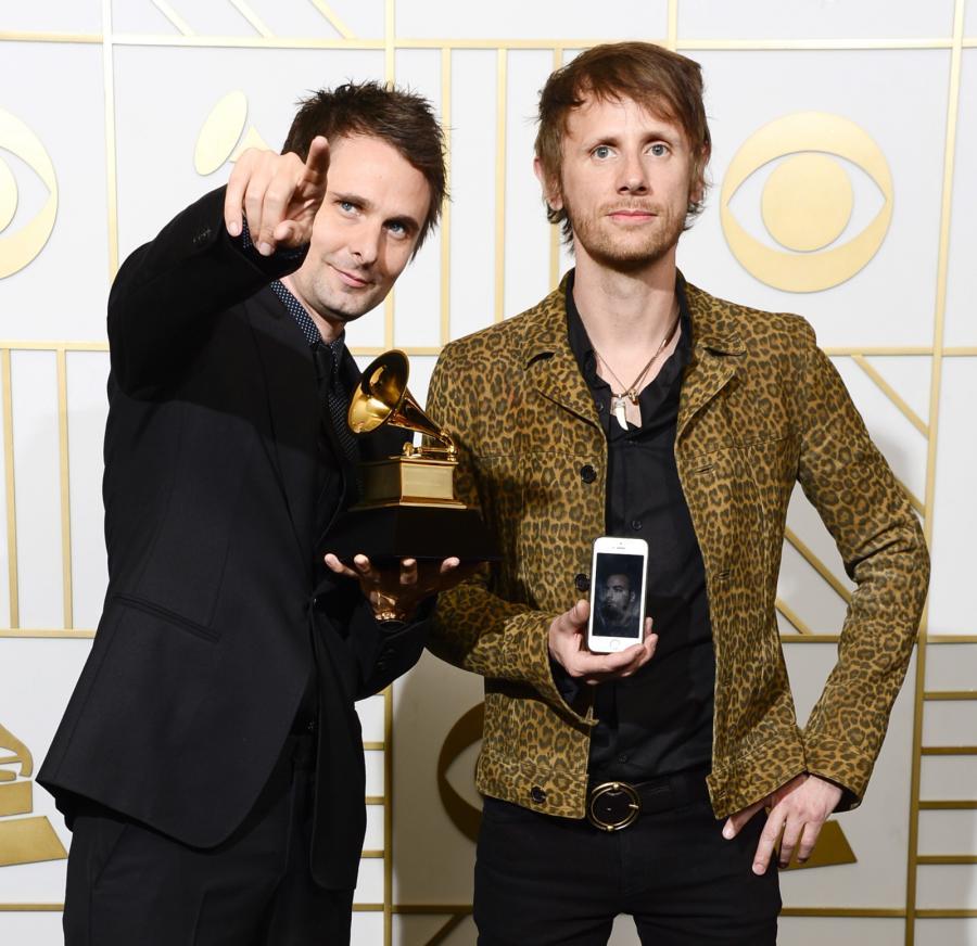 Muse – zdobywcy Grammy za najlepszy album rockowy