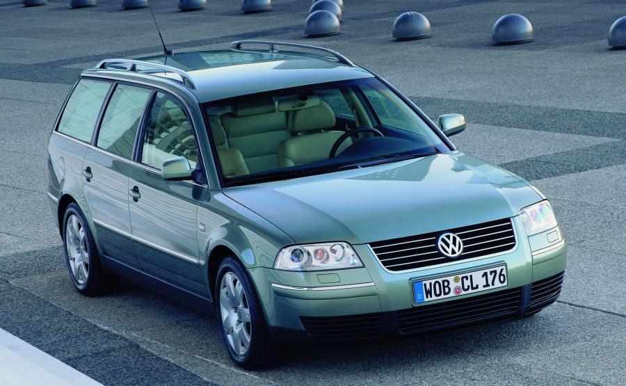 2. Volkswagen passat - 13 851 195 wyszukań