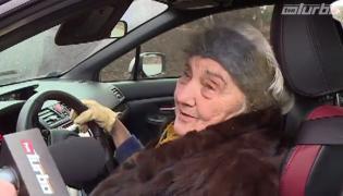 Michalina Borowczyk-Jędrzejek za kierownicą Subaru