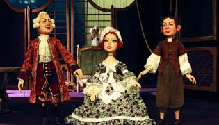 Scena Marionetek
