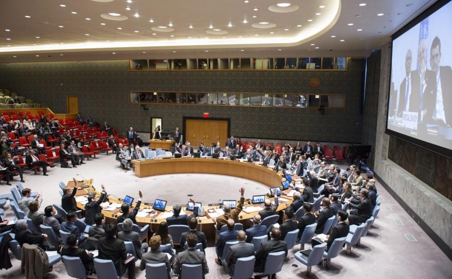 Posiedzenie Rady Bezpieczeństwa ONZ ws. Syrii
