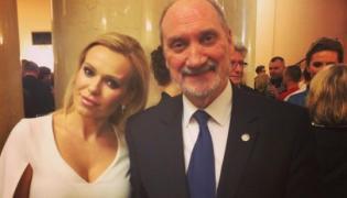 Doda i Antoni Macierewicz