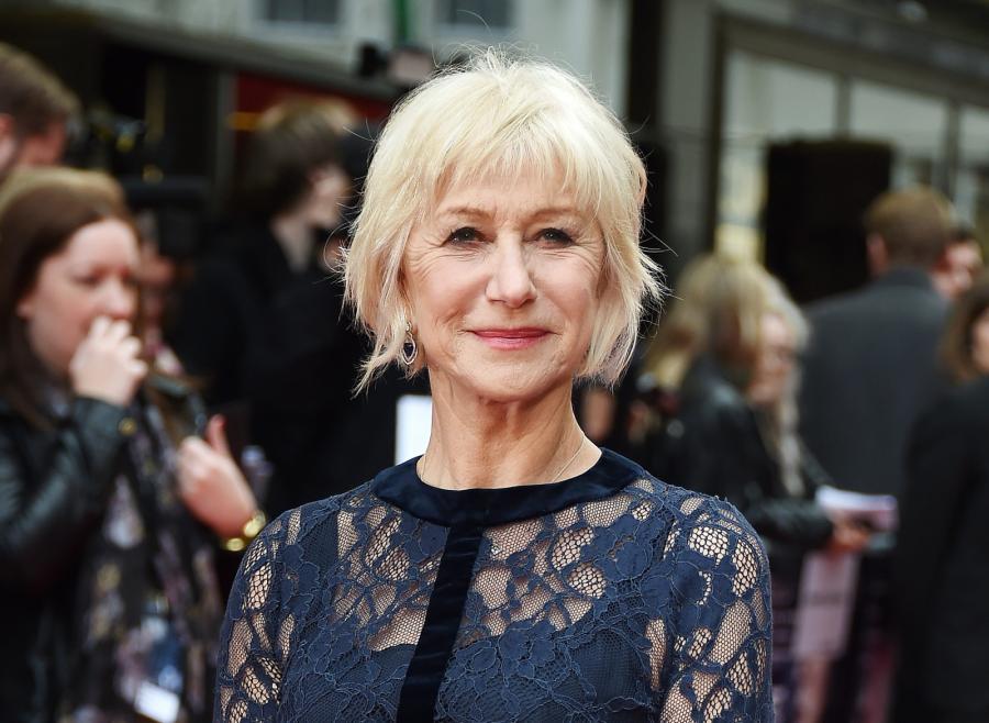 """Helen Mirren na premierze """"Eye in the Sky"""" w Londynie"""